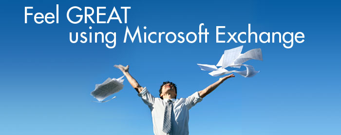Hosted Microsoft Exchange for small and medium businesses